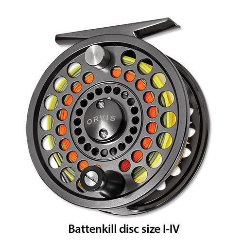 Orvis Battenkill III Disk SPOOL ONLY