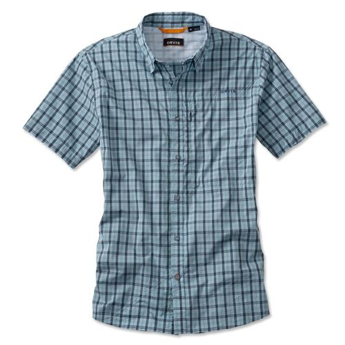 Orvis Men's South Fork Stretch Short Sleeve Shirt
