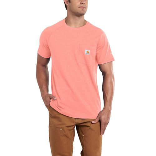 Carhartt Men's Force Cotton Delmont Tee