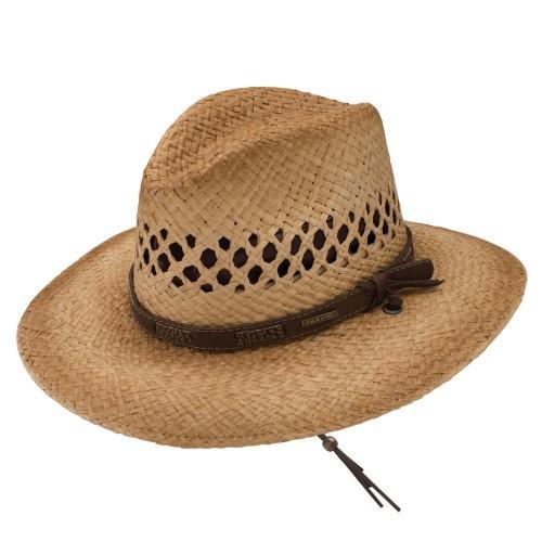 Stetson Lake Placid Straw Hat