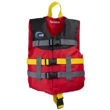 MTI Adventurewear Child Livery PFD RED/BLACK