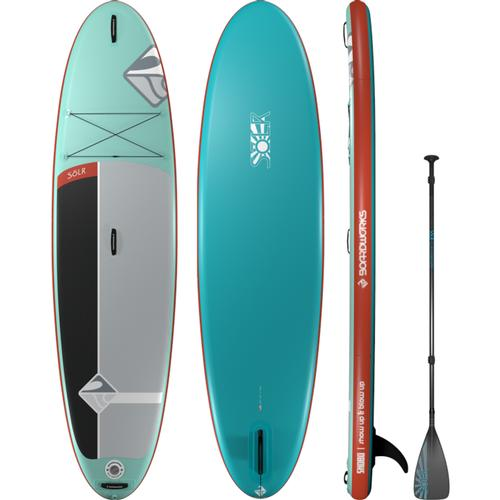 Boardworks Shubu Solr Inflatable Stand Up Paddleboard