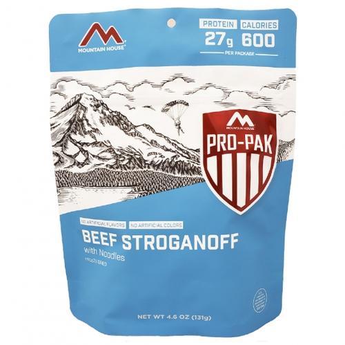 Mountain House Beef Stroganoff Pro Pak