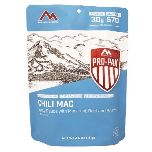 Mountain House Chili Mac with Beef Pro Pak