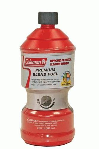 Coleman Fuel Quart