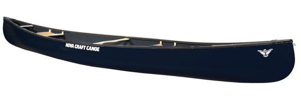 Novacraft Canoe Prospector 15 Blue Steel With Ash Gunwales Custom Listing