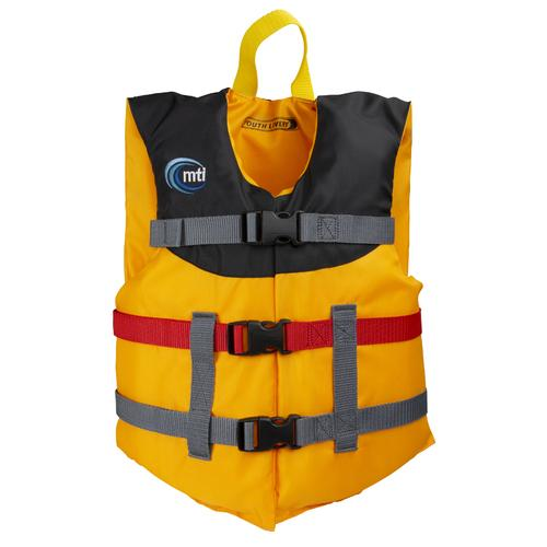 MTI Adventurewear Youth (50 to 90lbs) Livery PFD
