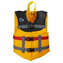 MTI Adventurewear Youth (50 to 90lbs) Livery PFD MANGO/BLK