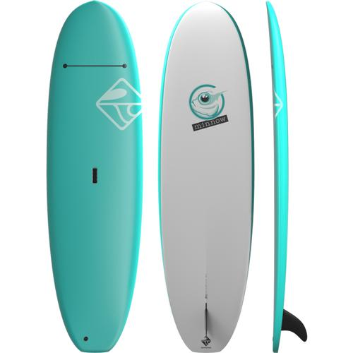 Boardworks Minnow 9ft Soft Top Stand Up Paddleboard with Paddle