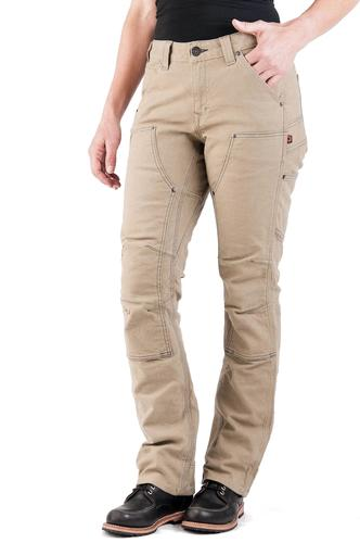 Dovetail Workwear Women's Britt Stretch Canvas Utility Pant