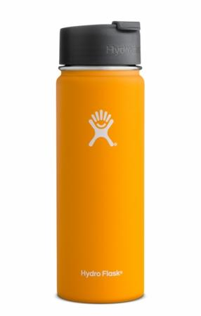 Hydroflask 20oz Wide Mouth Bottle with Flip Lid