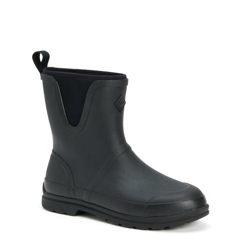 Muck Men's Original Pull On Mid Boot Black