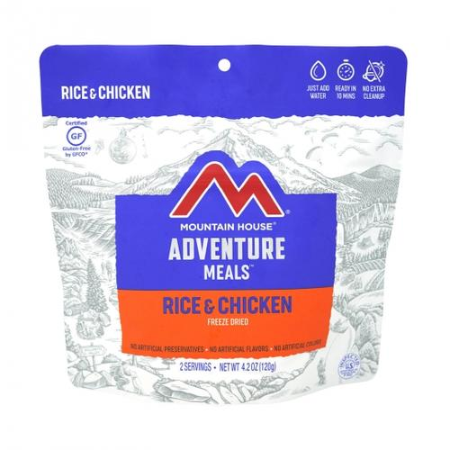 Mountain House Rice and Chicken Freeze Dried Entree