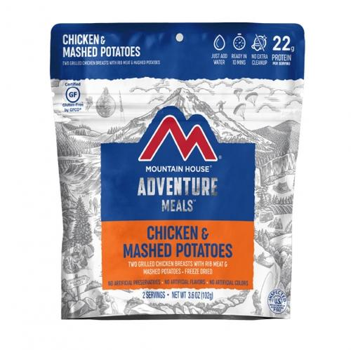 Mountain House Chicken and Mashed Potatoes Freeze Dried Entree