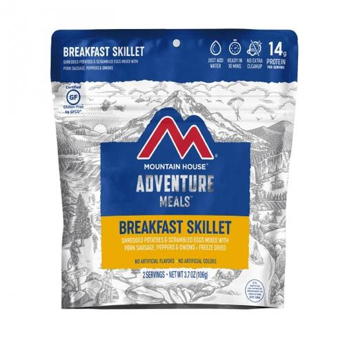 Mountain House Breakfast Skillet Freeze Dried Meal