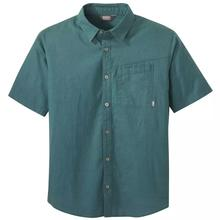 Outdoor Research Men's Weisse Shirt MEDITERRANEANBLUE