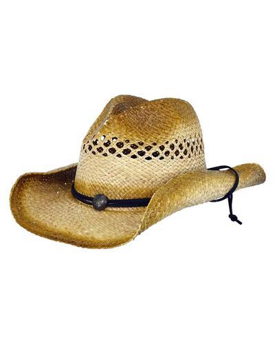 Outback Trading Eureka Straw Hat