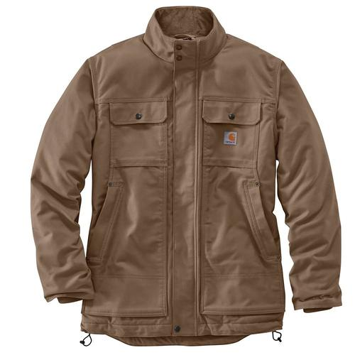 Carhartt Men's Full Swing Quick Duck Insulated Traditional Coat