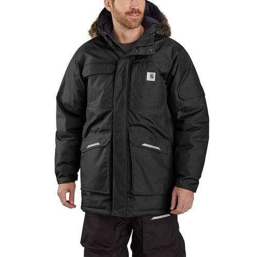 Carhartt Men's Yukon Extremes Insulated Parka Big & Tall
