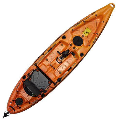 Riot Mako 12 Kayak with Impulse Pedal Drive