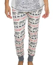 Lazy One Women's Beary Cool Pajama Leggings