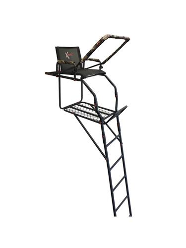 X Stand Sportsman 17ft Ladder Tree Stand