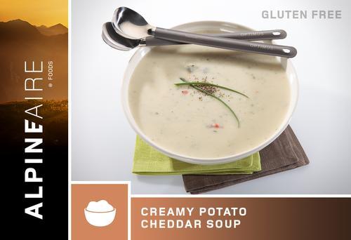 AlpineAire Foods by Katadyn Creamy Potato Cheddar Soup