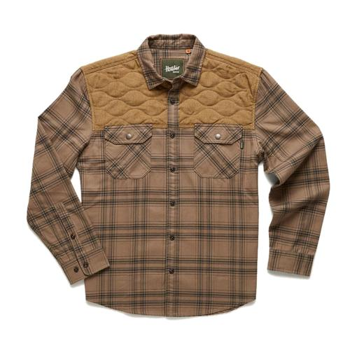 Howler Brothers Men's Quintana Quilted Flannel Shirt