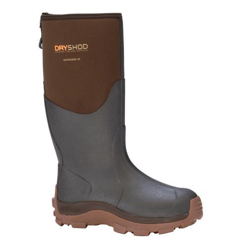 Dry Shod Men's Haymaker Hi Chore Boot