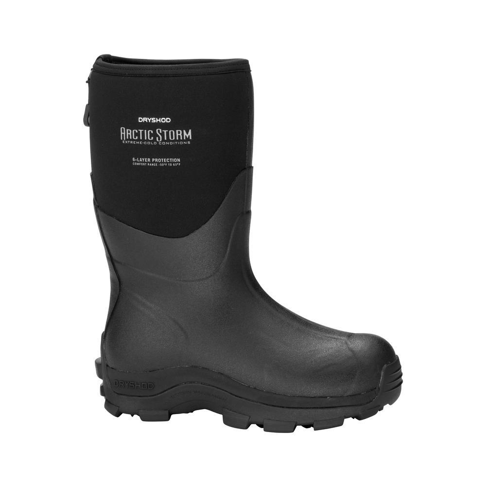 Dry Shod Men's Arctic Storm Mid Winter Chore Boot