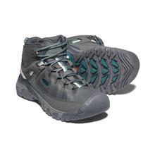 Keen Women's Targhee 3 Mid Waterproof Hiking Boot Magnet and Balsam MAGNET/BALSAM