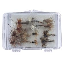 The Creative Angler Eastern Dry Fly 12 Fly Selection Box Set ASSORTED