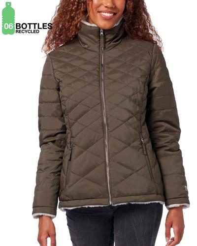 Free Country Women's FreeCycle™ Cloud Lite® Reversible Jacket