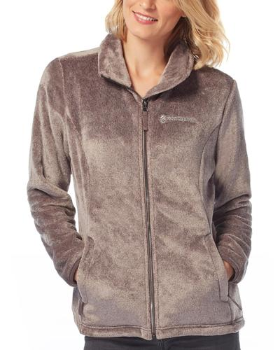 Free Country Women's Outbound Heather Butter Pile® Fleece Jacket