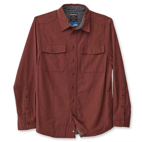 Kavu Men's Ripon Long Sleeve Shirt