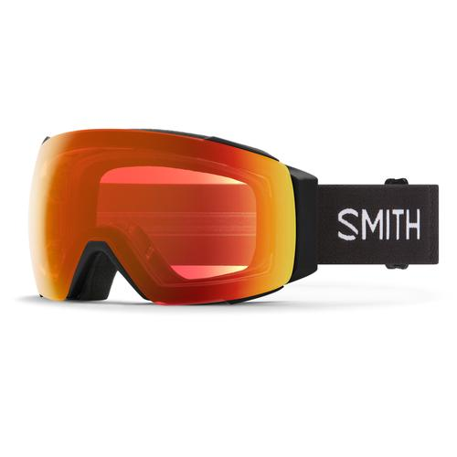 Smith Optics I/O Mag Goggle ChromaPop Everyday Red