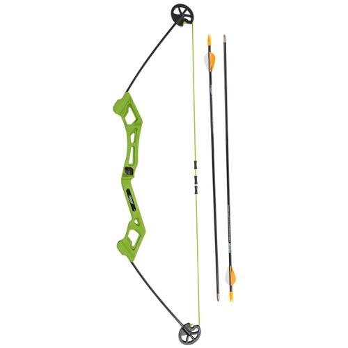 Bear Archery Valiant Right Hand Youth Bow Set
