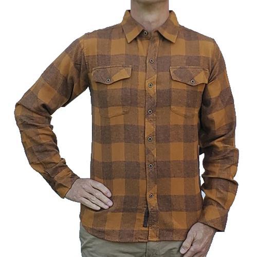 Flyshacker Men's Original Flyshacker Long Sleeve Flannel