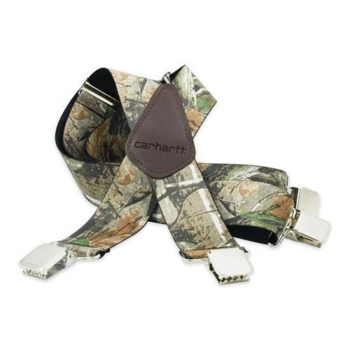 Carhartt Rugged Flex Camo Suspenders