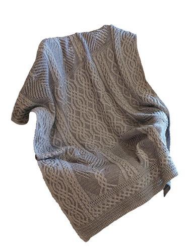 Aran Crafts Fairy Tree Throw Blanket