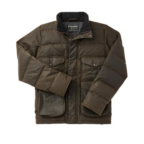 Filson Men's Down Cruiser Jacket