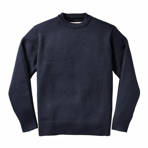 Filson Men's Crewneck Guide Sweater