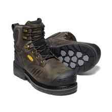 Keen Men's Philadelphia 6in Insulated Waterproof Boot with Carbon Fiber Toe CASCADE_BROWN