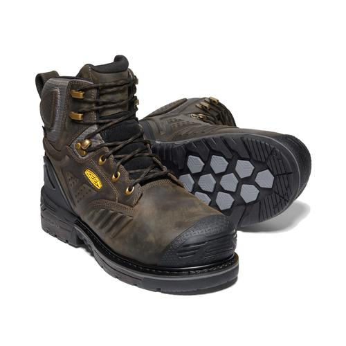 Keen Men's Philadelphia 6in Insulated Waterproof Boot with Carbon Fiber Toe