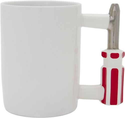 AGS Screwdriver Grip Coffee Mug