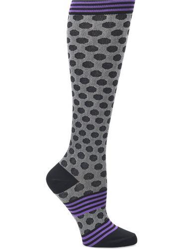 Comfortiva Sporty Dot Compression Socks