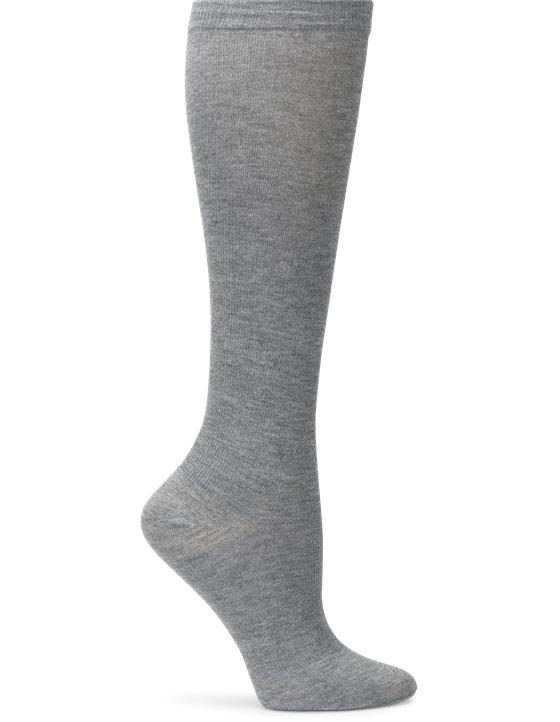 Comfortiva Heather Grey Compression Socks