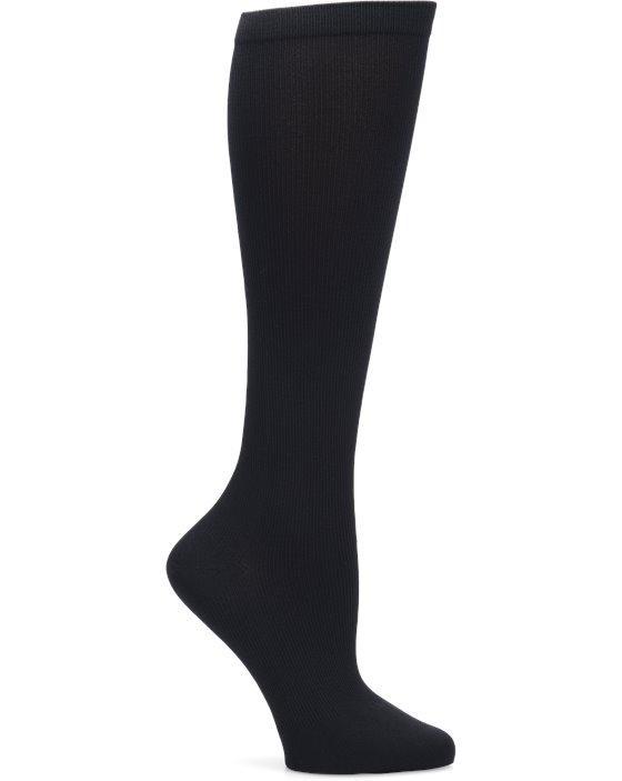 Comfortiva Black Compression Socks