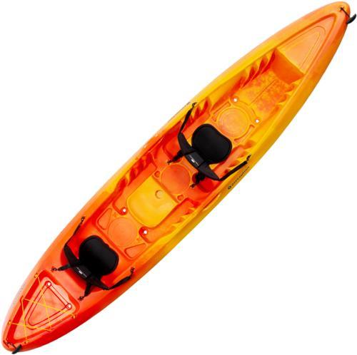 Perception Rambler 135 Tandem Kayak