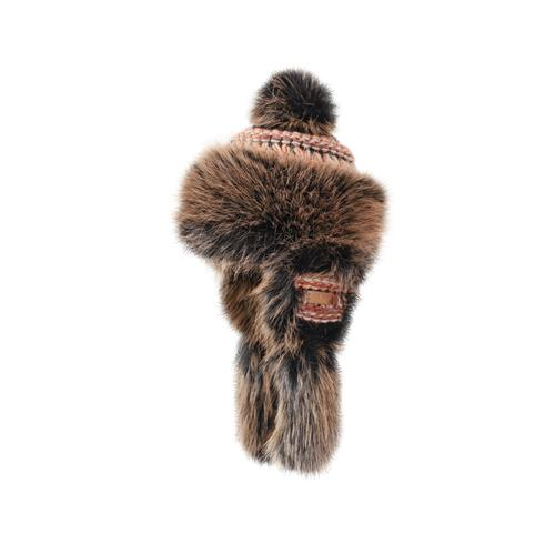 Starling Hats Bajka Faux Fur Earflap Hat